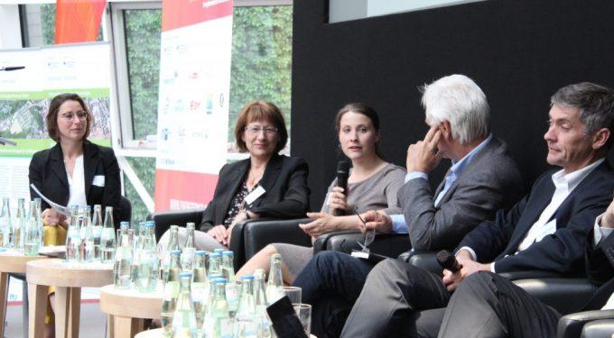 ENaQ auf Berliner Energietagen vertreten, Bildquelle: PtJ