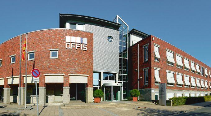 OFFIS-Hauptgebäude, Bildquelle: Offis e.V.