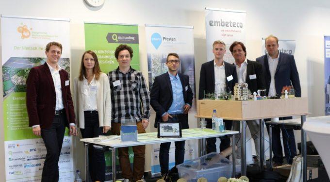 ENaQ-Projekt präsentiert sich auf der OLEC Jahrestagung, Bildquelle: OLEC e.V.