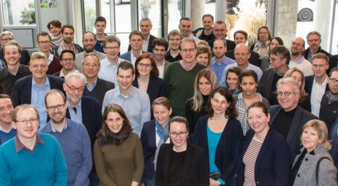 Projektkonsortium beim ersten Konsortialtreffen, Quelle: OFFIS e.V.