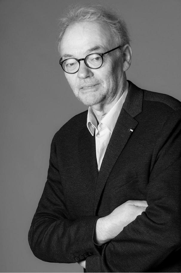 Apl. Prof. Dr. Ulrich Scheele, Bildquelle: Ulrich Scheele