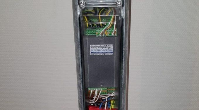 Smarter Pfosten für ENaQ , Bildquelle: ELECTRIC-SPECIAL Photronicsysteme GmbH