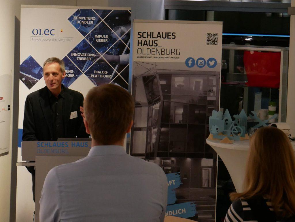 """1. OSCAR After-Work Meetup """"Wohnen in der Stadt der Zukunft"""", Bildquelle: OLEC e.V."""