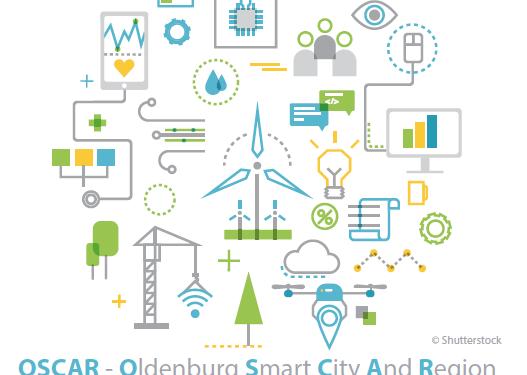 OSCAR - Oldenburg Smart City And Region | Stadt und Region intelligent gestalten, Bildquelle: OLEC e.V.