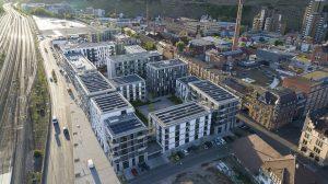 Das Klimaquartier - Neue Weststadt, Bildquelle: Blumberg GmbH / Maximilian Kamps, Stuttgart