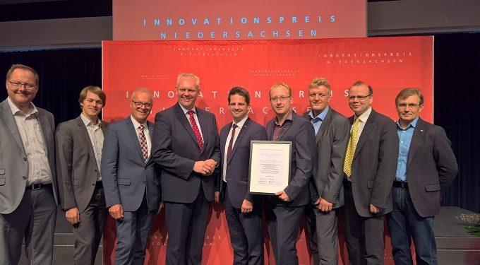 Innovationspreis Niedersachsen 2018, Bildquelle: Offis e.V.