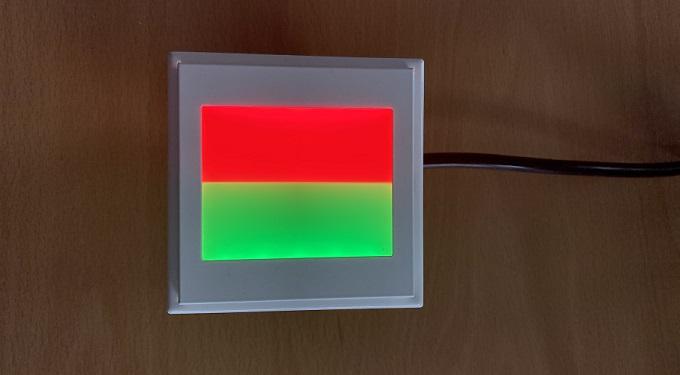 Abbildung 2: Prototyp einer Energieampel, Bildquelle: OFFIS e.V.