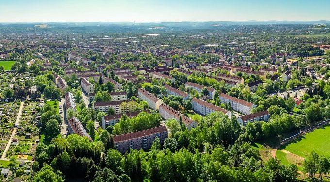 Quartier Zwickau Marienthal, Bildquelle: Helge Gerischer, Stadt Zwickau