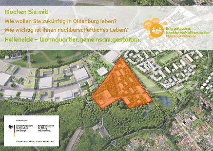 Umfrage: nachbarschaftliches Wohnen und Leben, Quelle: Uni Oldenburg